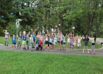 детский лагерь лесная поляна лето 2018