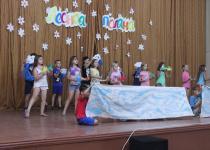 детский лагерь лесная поляна